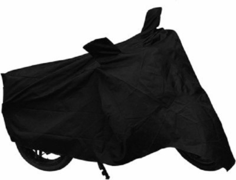 HI-TEK Bajaj Pulsar 135 LS Single Bike Seat Cover For Bajaj Pulsar 135 LS DTS-i