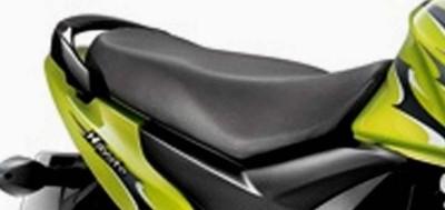Vheelocityin 72564 Single Bike Seat Cover For Suzuki Hayate