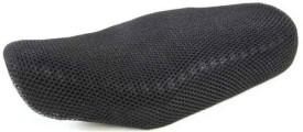 Dhhan FF4569 Sweat Free Double Net Single Bike Seat Cover For TVS Apache