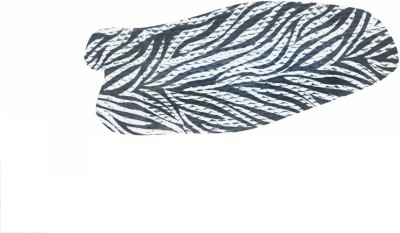 Speedwav 188896 Zebra Print Single Bike Seat Cover For Bajaj Platina 100 DTS-i