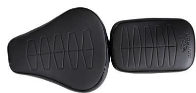 Ramson MD006 Split Bike Seat Cover For Royal Enfield Classic 350, Classic 500
