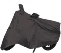 Luxe Suzuki_Gixxer Single Bike Seat Cover For Suzuki Universal For Bike