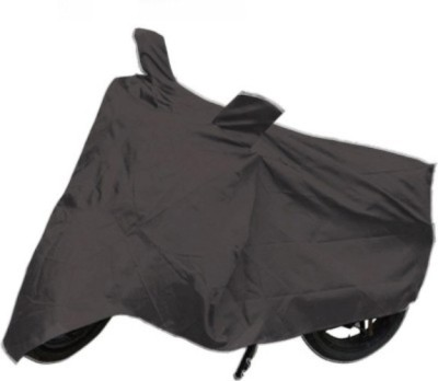 HI-TEK Hero HF Deluxe Eco Single Bike Seat Cover For Hero HF Dawn