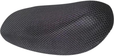 Surendra ACT02 Single Bike Seat Cover For Honda Activa