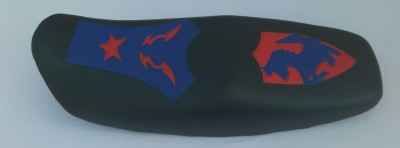 Arasan bscdc005 Single Bike Seat Cover For Hero Passion