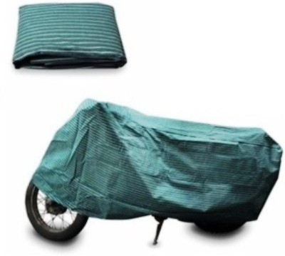 HI-TEK Hero Electric Zion Single Bike Seat Cover For Hero Nova