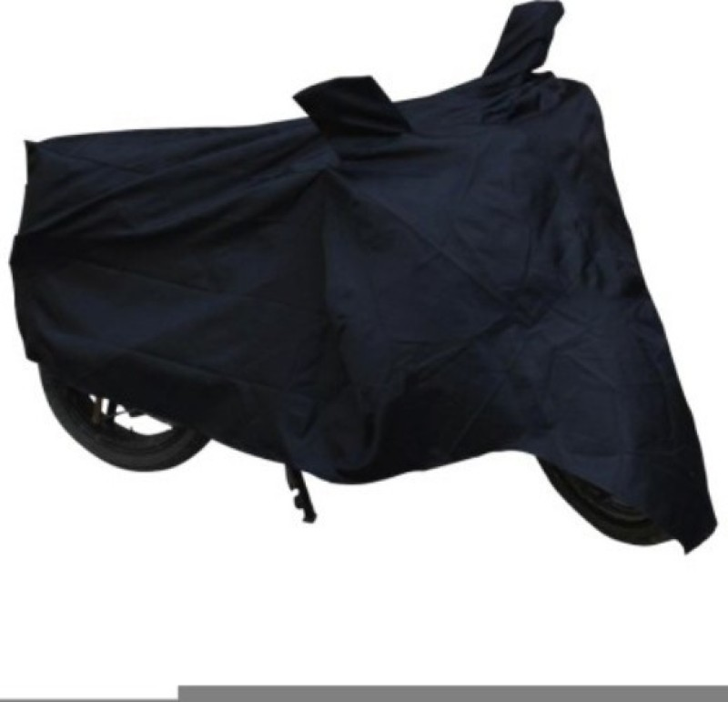 HI-TEK Hero Hunk Single Bike Seat Cover For Hero Hunk