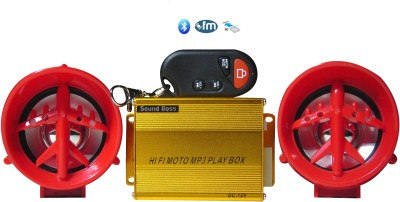 Sound Boss Motobike MP3 PLAYER WITH BLUETOOTH Bike Stereo System