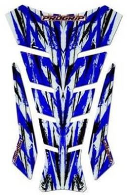 Progrip PG-5008 BLUE Strap BMW 800 Bike Tank Cover(5 L)