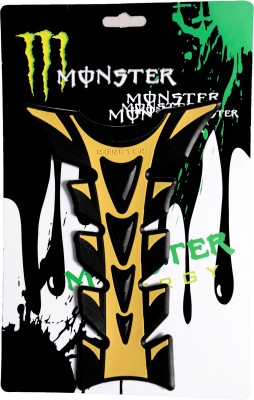 Monster B2 Bike Tank Pad
