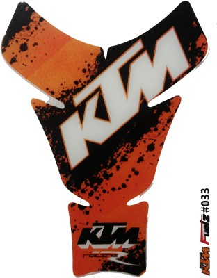 WMWETECH KTM-10 Bike Tank Pad