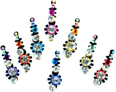 Seema Bollywood Style Forhead Multicolor Bindis