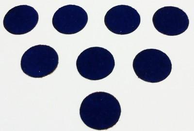 Parampara Round Forehead Blue Bindis