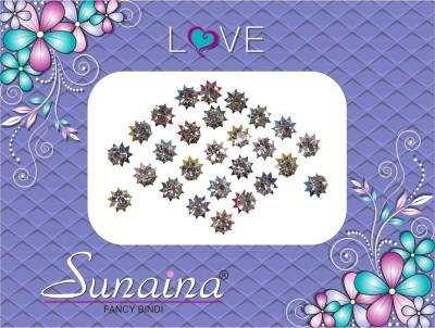 Sunaina Love Diamond Collection Forehead Multicolor Bindis