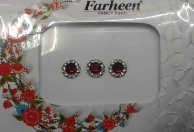 Farheen Bindi Forehead Red Bindis
