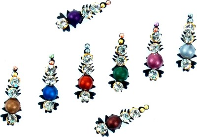 Seema 15 ST Fancy Forhead Multicolor Bindis