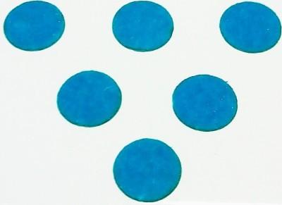 Parampara Sky Midium Round Forehead Blue Bindis