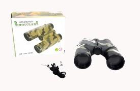 Lotus 4X35 mm Kids Binoculars(28 mm, Multicolor)