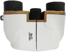 CP CP8x21 Binoculars(21 mm, Black, White)