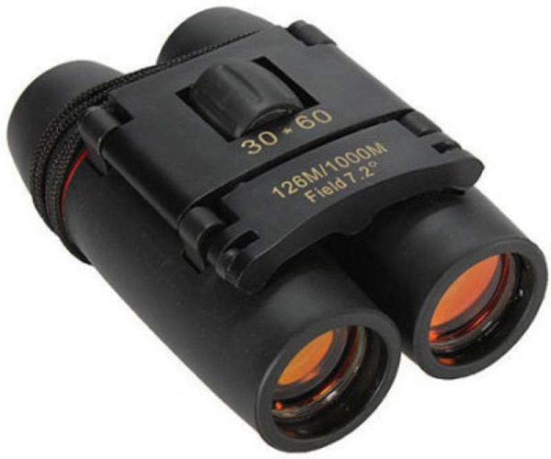 Sakura Sakura Portable 30x60 Folding Day Night vision Zoom Binoculars Binoculars(15 mm, Black)