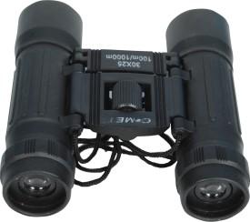 Bs Spy Comet 100 % Original Adventure Small With Cover ZOOM x6 Binoculars(30 mm, Black)