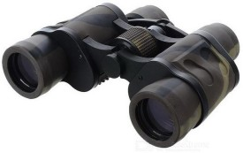 GOR Pro Sport 7 x 35 Wide Angle Binoculars(35 mm, Camouflage Green)
