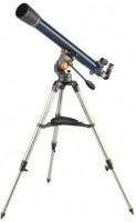 Celestron Telescope Astromaster 70 AZ  Binoculars(165 x, Blue)