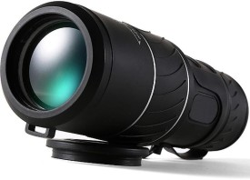 GOR Power View 16 x 52 Dual Focus HD Prism Monocular(52 mm, Black)