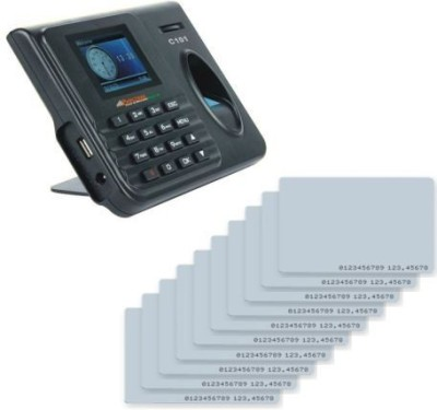 Realtime Realtime C101 with 10 EM Cards Time & Attendance