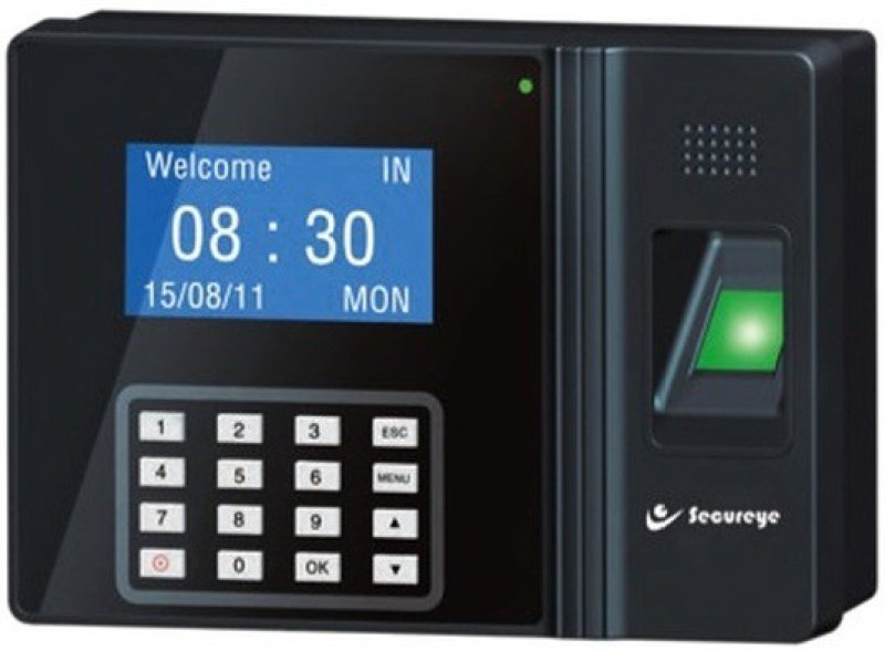 SECUREYE FOXBase S-B100CB Time & Attendance(Password, Fingerprint, Card)