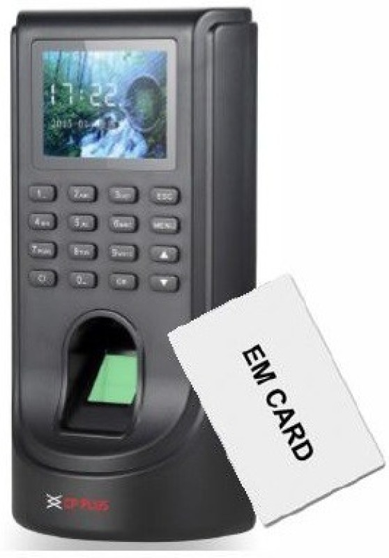 CP Plus CP-VTA-T2124-CR Access Control, Door Locks(Password, Fingerprint, Card)