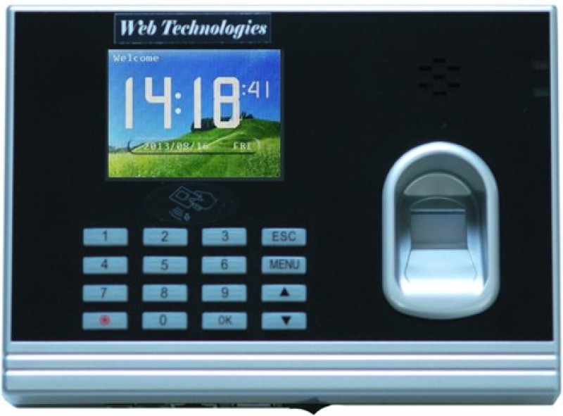 Web Technology RS58X Door Locks, Time & Attendance(Password, ID, Card, Fingerprint)
