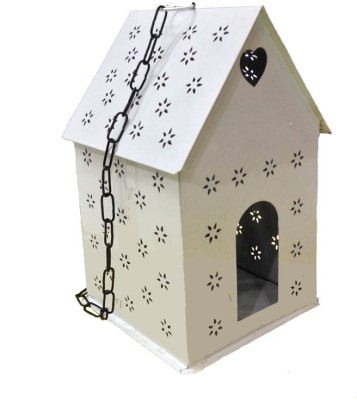 Tnz Creations Window Bird Feeder Bird Feeder(Green)