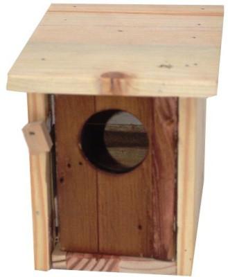 Art-Tickles BHC001-1 Bird House(Tree Mounting)