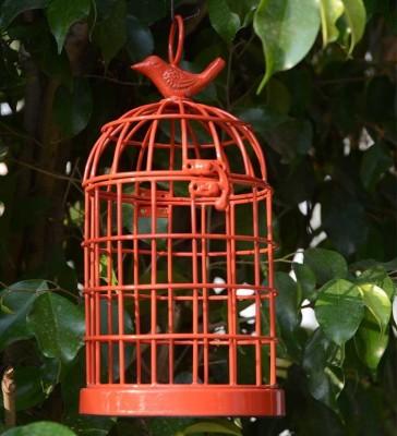 Deziworkz 0000000000095 Bird House(Hanging, Wall Mounting)
