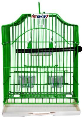 Petshop7 XS04GREEN Bird House