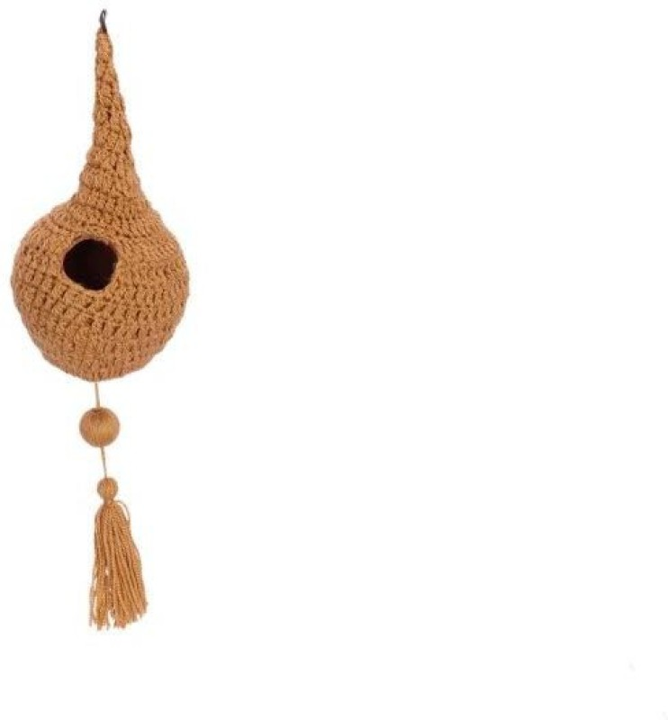 Jainsons nest wool Bird House(Hanging)