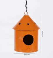 Green Girgit GG_RBHO Bird House(Tree Mounting)