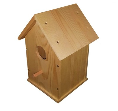 Arhant Sparrow Bird House(Hanging, Wall Mounting, Tree Mounting, Free Standing)