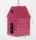Green Girgit GG_BHP Bird House (Tree Mou...