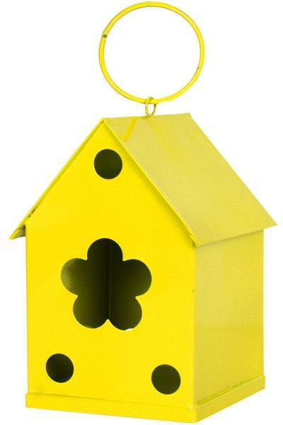 View TrustBasket Yellow Bird House(Hanging) Furniture (TrustBasket)