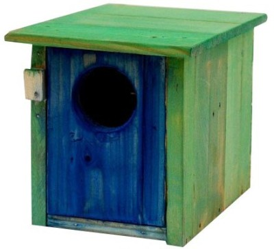 Art-Tickles BHC001-2 Bird House(Tree Mounting)