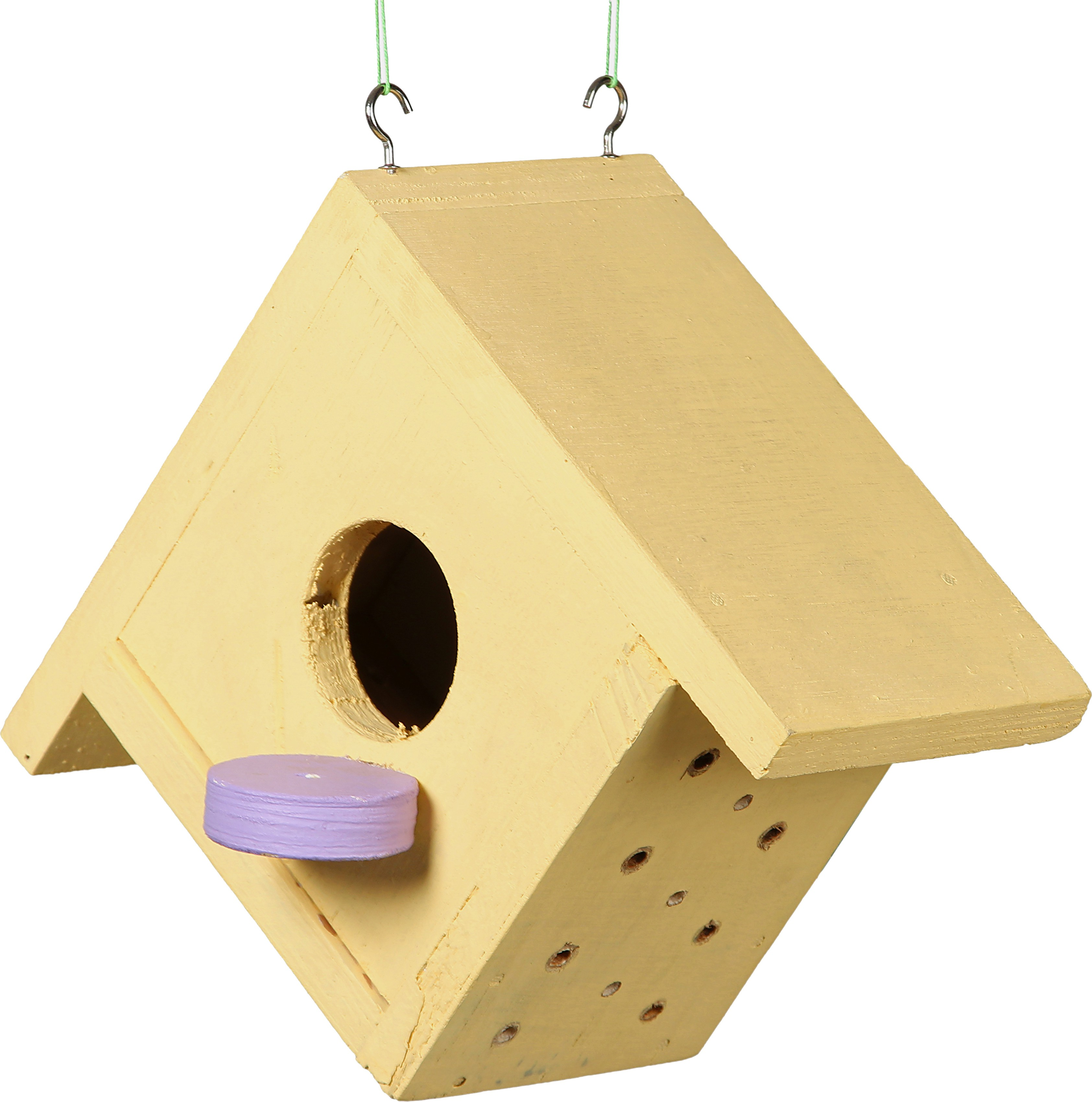 View Comfy CE/BIRDHOUSE/1 Bird House(Hanging, Wall Mounting, Tree Mounting) Furniture (Comfy)