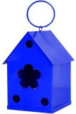 TrustBasket Blue Bird House (Hanging)