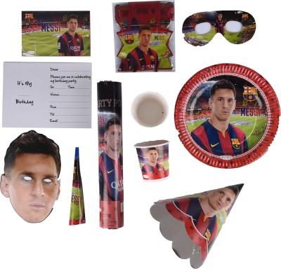 FC Barcelona Birthday Combo Kit (FCB)(Set of 9)