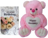 Saugat Traders Happy Birthday Soft Teddy...