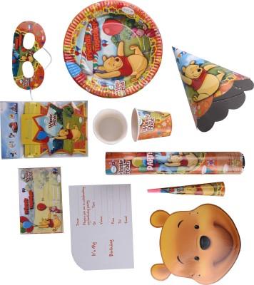 Winnie the Pooh Birthday Combo Kit (WTP)(Set of 9)