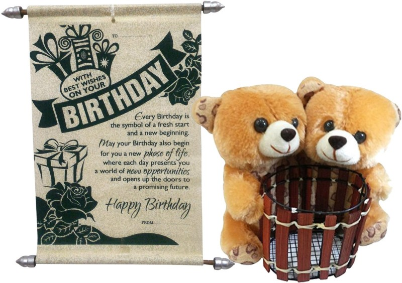 Saugat Traders Birthday Combo(Set of 2)