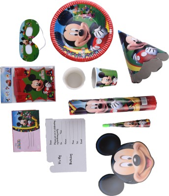 Disney Mickey Clubhouse Combo Kit(Set of 8)