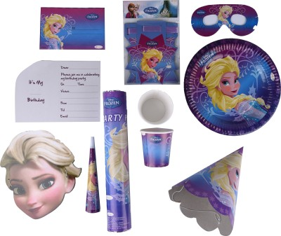 Disney Frozen Birthday Combo Kit